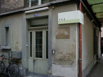 Theologischer Verlag Zurich (photo by me)