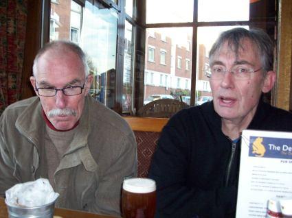 Davies and Whitelam