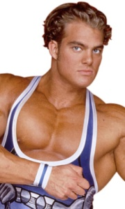 James looks different when he's in his wrestling outfit.  Thanks Google Images!