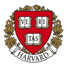 Harvard's ironic seal.