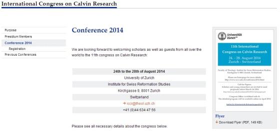 calvin_conference