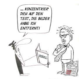 Calvin Karikatur