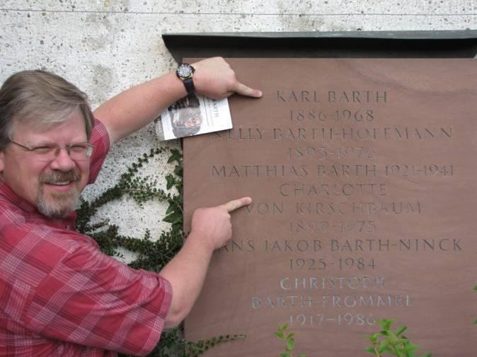 karl-barth-grave