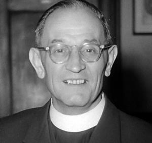Foto: J.D. Noske/Anefo/CC-BY-SA-3.0-NL. Martin Niemöller gehörte zu den Verfassern des Stuttgarter Schuldbekenntnisses.