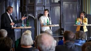 Christoph Sigrist, Felix Reich und Margot Kässmann