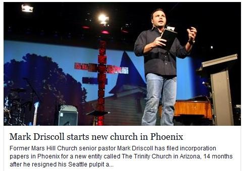 mark driscoll church arizona