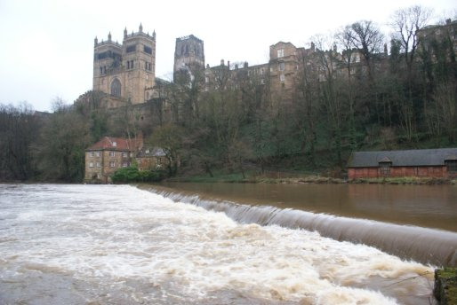 Durham classic view