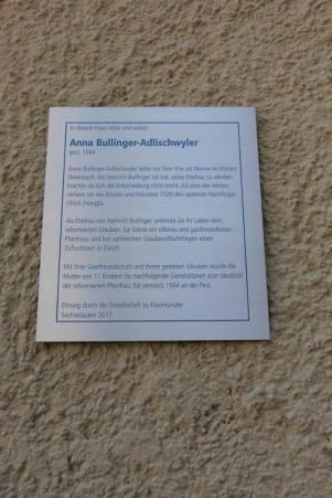 anna bullinger