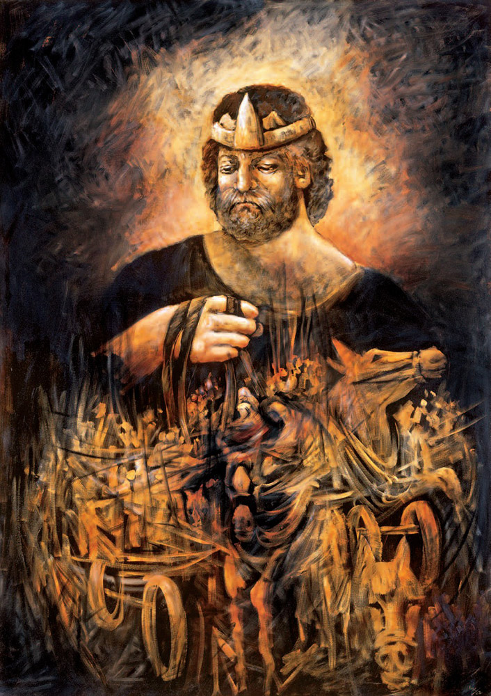Give Us a King: Saul and the Ungodly Commitments of Contemporary ReligiousPolitics